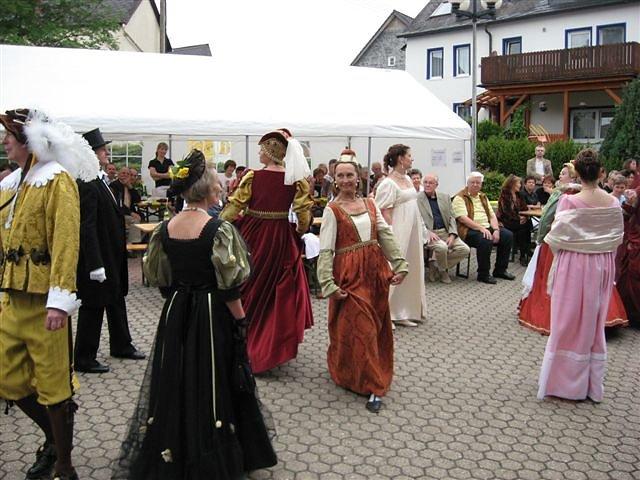 Pfarrfest Rheinböllen