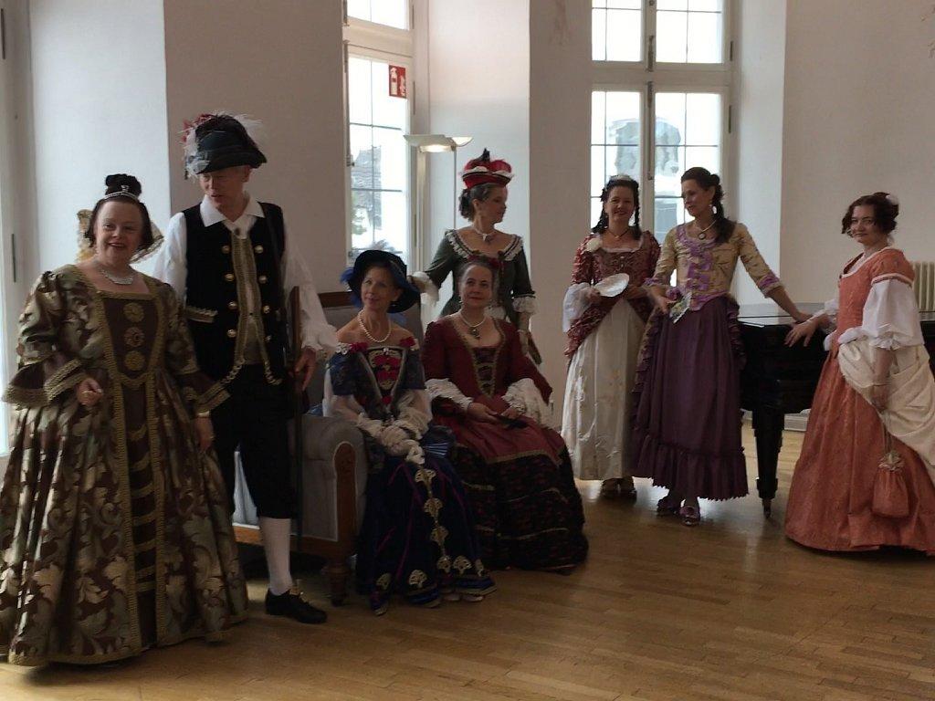 Barockfest Schloss Engers 20. August 2016